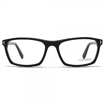 Tom Ford FT5295 Glasses In Matte Black