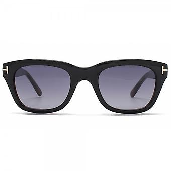 Tom Ford Snowdon Sunglasses Black Havana - FT0237 05B 50