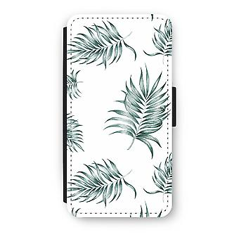 Huawei Ascend P10 Flip Case - Simple leaves