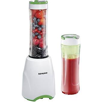 Smoothie maker Severin SM3735 Mix & Go 300 W White