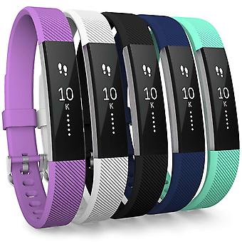 Fitbit Alta / Alta HR Strap 5-Pack - Small