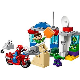 10876 LEGO adventures of Spider-Man and Hulk