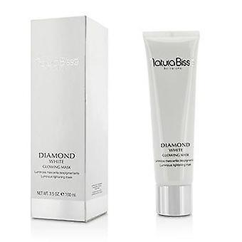 Natura Bisse Diamond weiß leuchtende Maske - 100ml / 3,5 oz