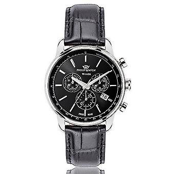 Philip watch mens watch Kent Ghent chronograph R8271678004