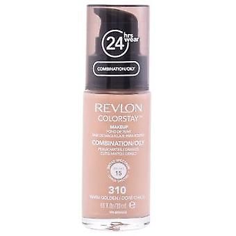 Revlon Colorstay Foundation Combination Oily skin 310-Warm Golden