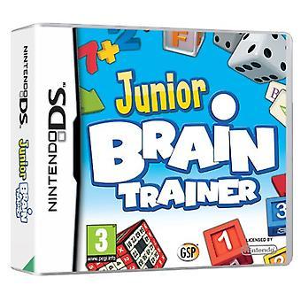 Junior hjerne træner DS (Nintendo DS)