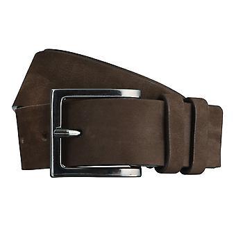 Cinturones de BALDESSARINI cinturones hombre cuero cinturón marrón, 2899