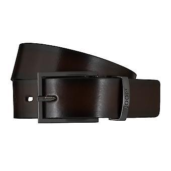 JOOP! Belts men's belts leather belt Brown 5919