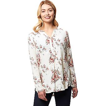 Regatta Womens/Ladies Malika Floral Viscose Printed Button Up Blouse