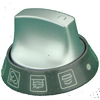 Knotten Main ovnen velgeren grafitt/aluminium