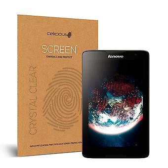 Celicious Vivid Invisible Glossy HD Screen Protector Film Compatible with Lenovo A8-50 A5500 [Pack of 2]