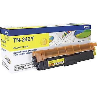 Brother Toner cartridge TN-242Y TN242Y Original Yellow 1400 pages