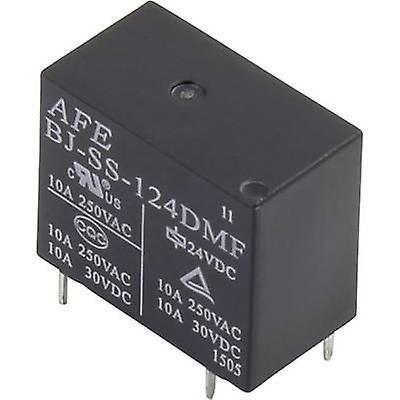 PCB relays 5 Vdc 10 A 1 maker AFE BJ-SS-105DMF