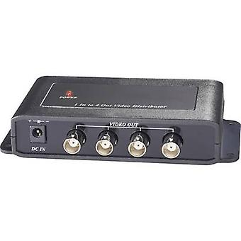 Video splitter Sygonix 43945C