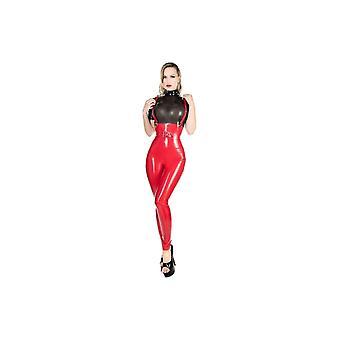 Westward Bound Red Label - High Waisted Juliette Leggings, Red