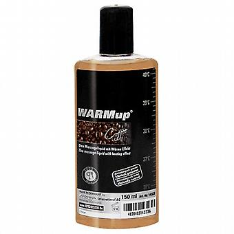 Massageöl WARMup Kaffee 150ml
