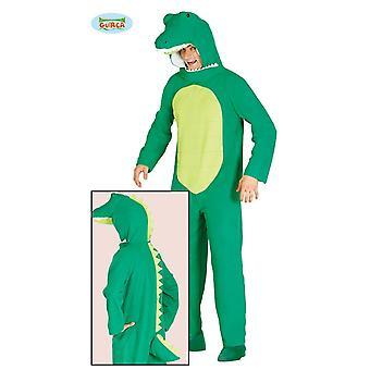 Crocodile alligator reptile costume mens Halloween Dino pet costume