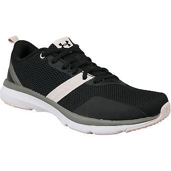 Debajo de la armadura W Oprima 2 zapatos de fitness de mujeres 3000260-001