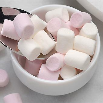 Ergänzungen Mini rosa & weiße Marshmallows