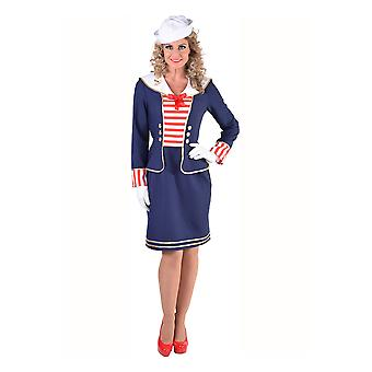 Women costumes  Luxury sailor lady
