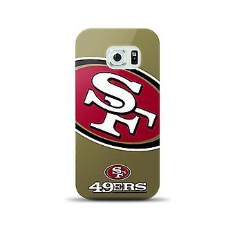 Mizco Sports NFL Oversized Snapback TPU Case for Apple iPhone 5 / 5S (San Franci