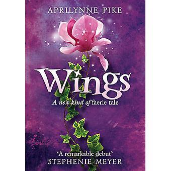 Wings by Aprilynne Pike - 9780007314362 Book