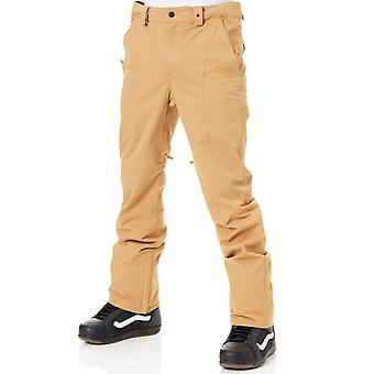 Pantaloni snowboard Slim Chino ThirtyTwo Brown Essex