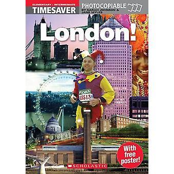 Londres! -Elementar - intermediário por Jane Myles - Sarah Johnson - 97