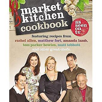 O livro de receitas de cozinha de mercado