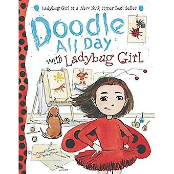 Doodle All Day with Ladybug Girl [With Sticker(s)]