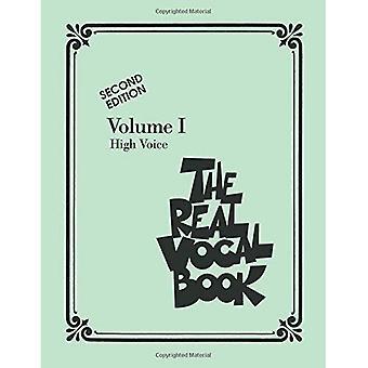 Real Vocal boken - volym 1