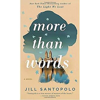 Plus que des mots