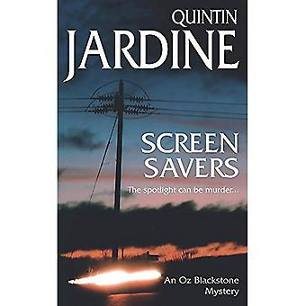 Screen Savers (Oz Blackstone Mysteries)