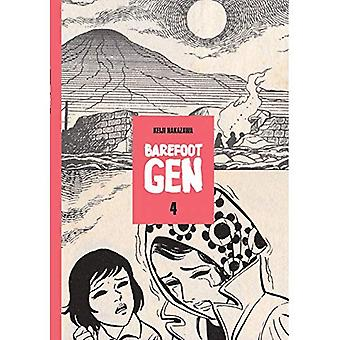 Barefoot Gen: Out of the Ashes v. 4 (Out of the Ashes)