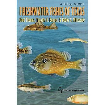 Freshwater Fishes of Texas: un Guide de terrain (River Books, parrainées par l'Institut de systèmes de fleuve à Tex)