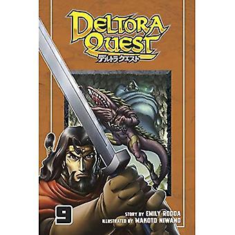 Deltora Quest 9 (Deltora Quest Manga)