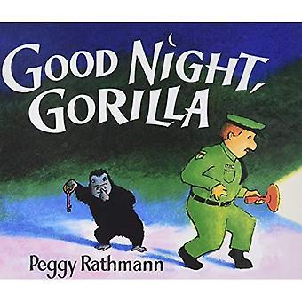 Buenas noches gorila (foto libros de Puffin)