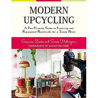 Moderna Upcycling: En användarvänlig Guide till inspirerande och Repurposed hantverk för ett trendigt hem