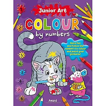 Cat: Colour By Numbers
