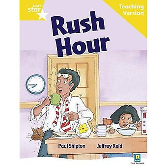 Rush Hour: Yellow Level (Rigby Star Guided)