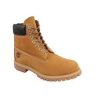 Timberland 6 Inch Prem Bt Wheat 10061 Mens trekking shoes