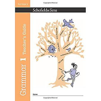 Grammar 1 Teacher's Guide (Grammar and Punctuation)