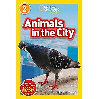 Tiere in der Stadt (L2) (National Geographic Readers) (nationale geographische Leser)