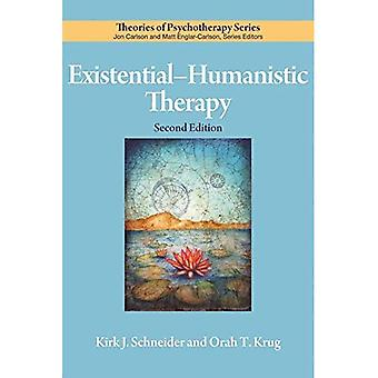 Existential-Humanistic Therapy (Theories of Psychotherapy Series)