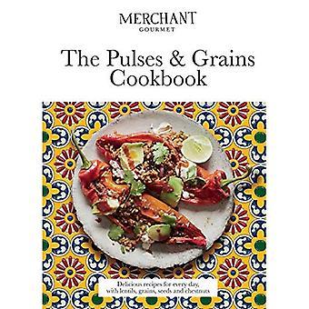 De pulsen & korrels kookboek: Heerlijke recepten voor elke dag, met linzen, granen, zaden en kastanjes