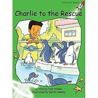 Red Rocket Readers: Early Level 4 Fiction Set C: Charlie to the Rescue Big Book Edition