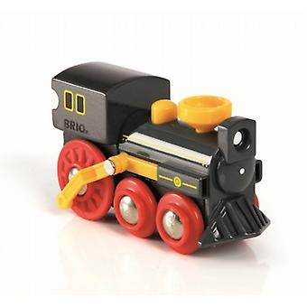 BRIO Push-langs oude stoommachine 33617