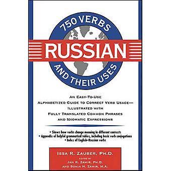 750 ロシア動詞とザウバー ・ Issa r. によってその使用方法