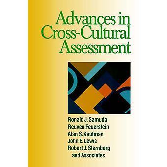Advances in CrossCultural Assessment by Samuda & Ronald J.