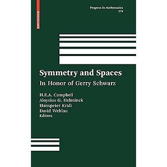 Simetria e espaços em honra de Gerry Schwarz por Campbell & H.E.A. Eddy
